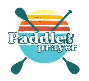 Paddle and Prayer logo